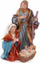 Рождественская декоративная статуэтка «Вертеп» 23см