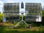 Коллектор солнечного излучения на основе линейного концентратора мощностью до 8кВт