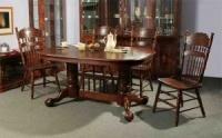 стол из натурального дерева  - 4296