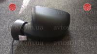 Зеркала наружные Renault Logan YH-3394 черные Электрический