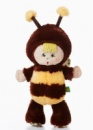 Мягкая игрушка Крошка пчелка музыкальная