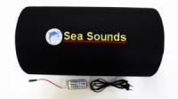 10« Активный сабвуфер бочка Sea Sounds 400W