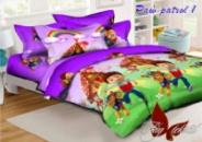 Детское постельное белье Комплект 1,5-спальное ЩЕНЯЧИЙ ПАТРУЛЬ