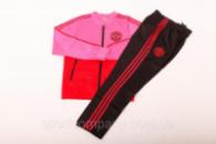 Спортивный (тренировочный) костюм «Манчестер Юнайтед»  (1079)(реплика)