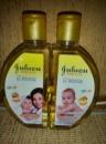 JuHson Baby Care масло и шампунь(180мл+180мл)