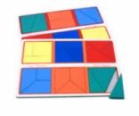 Никитины Сложи квадрат