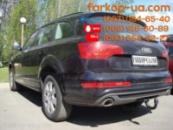 Тягово-зчіпний пристрій (фаркоп) Audi Q7 (2006-2015)
