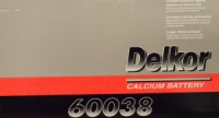 Аккумулятор Delkor 60038 100Aч R