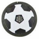 Аэромяч футболайзер для дома с подсветкой Hoverball Small 86008 черный