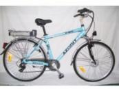 Электровелосипед E-bike AZIMUT, Азимут.