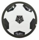 Футбольный мяч футболайзер для дома с подсветкой и музыкой Hoverball Black