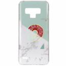 TPU чехол Marble Series для Samsung Galaxy Note 9 Пончик
