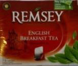 Чай черный Remsey 75 пакетиков (Польша)