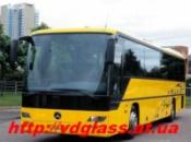 Лобовое стекло для автобусов Mercedes O 560
