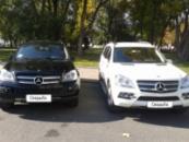 Джип на свадьбу Mercedes Benz GL-класс в Харькове