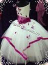 Детское нарядное платье 0106
