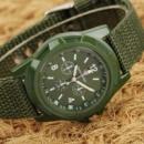 Военные, тактические Gemius ARMY зеленые часы