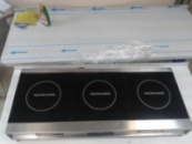 Индукционная плита 3-2,2; 3,5 кВт