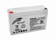 Аккумуляторная батарея RITAR RT6120A, 6V 12Ah