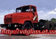 Лобовое стекло для грузовиков КРАЗ 250