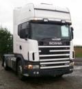 Лобовое стекло Scania 84/94 114/144 (seria 4)