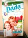 Подгузники Dada Extra Soft №4+ (9-20 кг) 50 шт