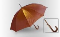 Зонт Антишторм трость хамелеон «Кленовый лист»