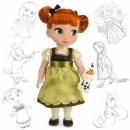 Кукла малышка Анна Холодное сердце Disney США 2014