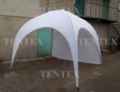 Шатер палатка «PARK 350» 3,5х3,5. Со стенами на молниях. Палатка выставочная. 4х угольная. Киев