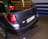 Тягово-сцепное устройство (фаркоп) Opel Astra H (universal) (2004-2009)