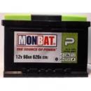аккумулятор Monbat SMF 6Т-60Ah 620A