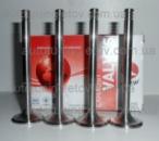 T-образные облегченные клапана (выпуск, комплект 4 шт.) AMP (Азот.) ВАЗ 2108, 2109, 21099 (1,1; 1,3 и 1,5 л.)