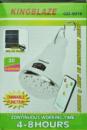 Світлодіодна акумуляторна лампа GDlite GD-5016 + сонячна панель