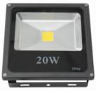 Светодиодный LED прожектор Kronos LAMP влагозащищенный IP66 20W Черный (par0208023)