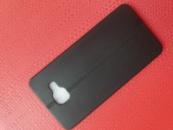 Силиконовый чехол с текстурой под кожу для телефона Samsung A510