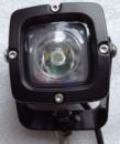 Прожектор LED610 черный точечный 900lm 10W