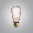 Декоративные лампы Эдисона ST58
