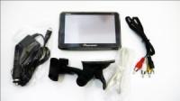 5« GPS навигатор Pioneer P-561 4Gb Bluetooth, AV-in IGO, Navitel, CityGuide