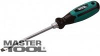 Отвёртка плоская 3* 75 усиленная MasterTool 45-8375