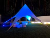 Star Tent Теневые тенты тенты для мероприятий палатки для отдыха «Звезда»