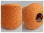 Пряжа LANA VERG 100, светло-оранжевый (100% меринос, 1500 м/100 г)