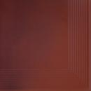 Ступени из клинкера угловые с насечками и фаской 300х300 мм «CERRAD» коллекция «Кантри Вишня»