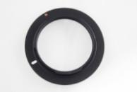 Переходное кольцо M42 - Nikon (нет упора в резьбе)