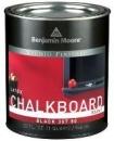Грифельная краска Benjamin Moore CHALKBOARD черная