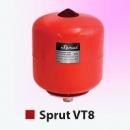 Расширительный бак Sprut VT 8