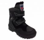 Ботинки Minimen 46BLACK 29 19,5 Черные