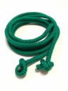 Гимнастическая скакалка диаметр 10 мм. зеленая 3 метр.