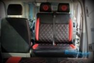 Обшивка салона, перетяжка сидений, переоборудование автомобиля