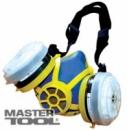 Респиратор «Тополь» А1Р1 (2 фильтра) MasterTool 82-0146