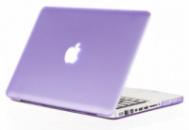 Пластиковый чехол Grand для MacBook Air 11.6 Фиолетовый (AL345_11air)